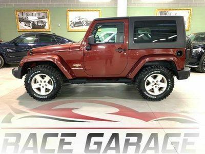 usata Jeep Wrangler 2.8 CRD Sahara Auto usato