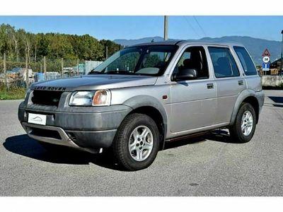 usata Land Rover Freelander 1.8 benzina - METANO