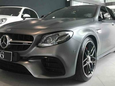 usata Mercedes E63 AMG 4Matic+ AMG S