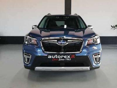 usata Subaru Forester 2.0 e-Boxer MHEV Cvt Lineartronic Premium
