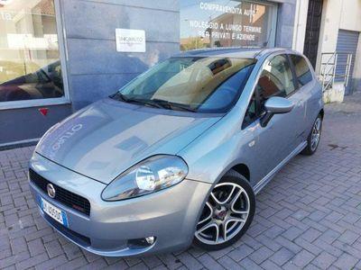 gebraucht Fiat Grande Punto 1.6 MJT DPF 3 porte Sport
