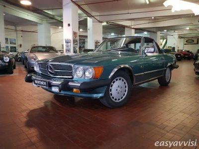 brugt Mercedes 560 SLROADSTER RESTAURATA PROV.USA