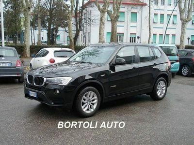 usata BMW X3 xDrive20d 49.000 KM BUSINESS ADVANTAGE AUTO
