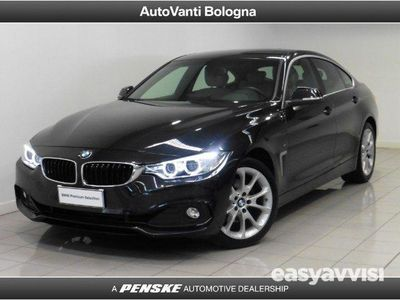 usata BMW 420 d gran coup sport diesel
