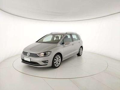 usata VW Golf Sportsvan s.van 2.0 tdi Executive 150cv
