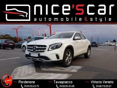 usata Mercedes GLA180 d Sport*AZIENDALE,CAR PLAY&ANDROID AUTO