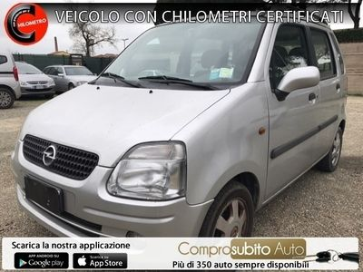 usata Opel Agila 1.0 12V