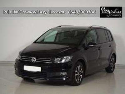 usata VW Touran 1.5 TSI ACT UNITED NAVI 7 POSTI ACC GARANZIA Benzina