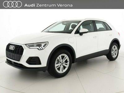 usata Audi Q3 45TFSIe 245CV Str Business Listino: 54.164€