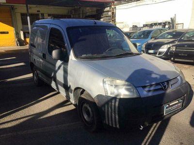used Peugeot Partner -