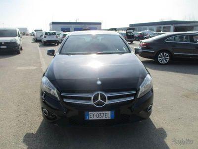 gebraucht Mercedes A180 A 180cdi sport 80kw 5 PORTE