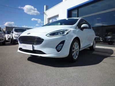 used Ford Fiesta 5p. titanium 1.1 benzina 85 cv