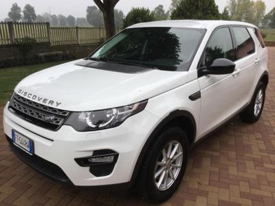 usata Land Rover Discovery Sport 2.0 TD4 150 CV Pure