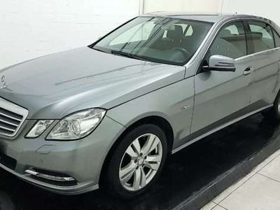 usata Mercedes E220 CDI BlueEFFICIENCY Elegance