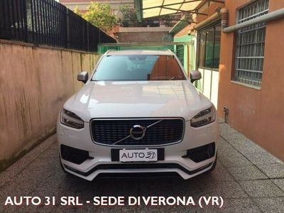 brugt Volvo XC90 D5 AWD Geartronic R-design usato