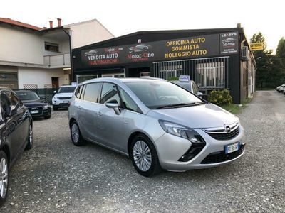 gebraucht Opel Zafira Tourer 2.0 CDTi 170CV aut. Cosmo - euro 6