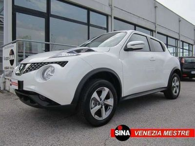 usata Nissan Juke 1.6 GPL Acenta #KM0#GAS
