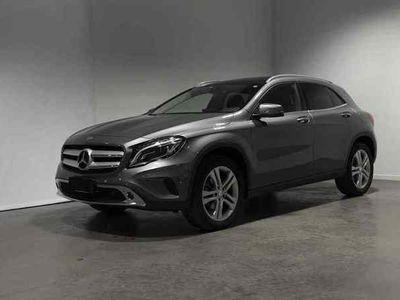 usata Mercedes GLA220 Classe GLAd Automatic 4Matic Endu