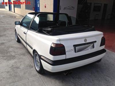 usata VW Golf Cabriolet 1.6 cat CABRIO