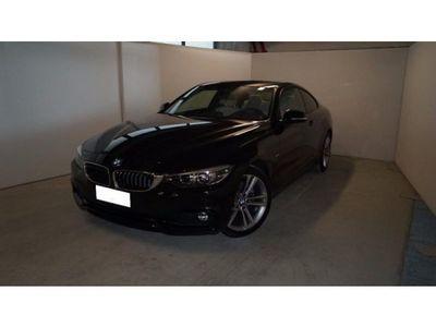 gebraucht BMW 425 Serie 4 Coupé d Sport del 2017 usata a Asti