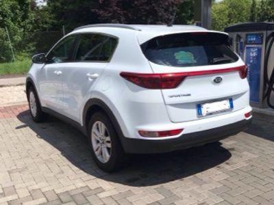 used Kia Sportage 4ª serie - 2017