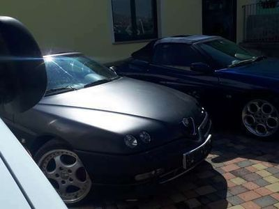 usata Alfa Romeo Spider SpiderTwin Spark nero opaco