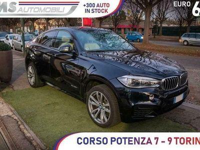 usata BMW X6 xDrive40d M-Sport Unicoproprietario