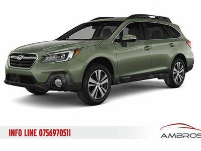 usata Subaru Outback 2.5i Lineartronic Free nuova a Viterbo