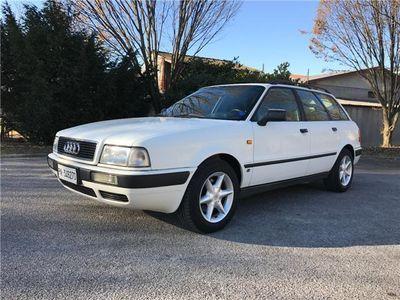 usata Audi 80 2.0 E cat Avant CLIMA AUTOMATICO