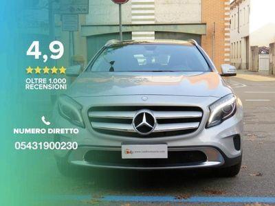 usata Mercedes GLA220 CDI Automatic Sport