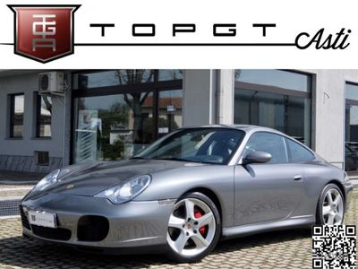 usado Porsche 996 4S 3.6 320cv TIPTRONIC PERMUTE