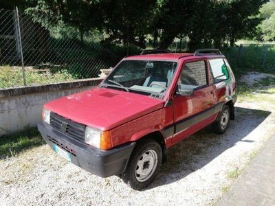 gebraucht Fiat Panda 4x4 1100 i.e. cat Trekking METANO