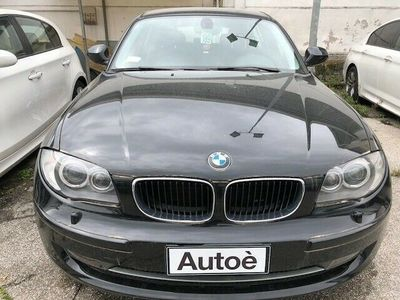 usata BMW 118 d 2.0 143CV cat 5 porte Futura DPF