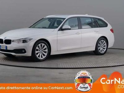 usata BMW 318 318 Touring d Business Advantage Automatica