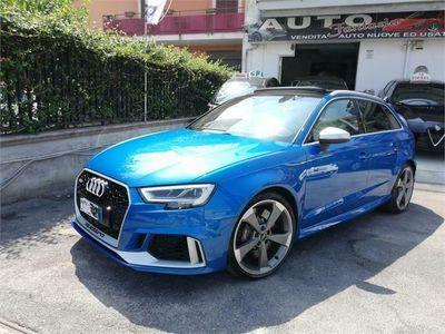 usata Audi RS3 2.5 400 cv iva esposta
