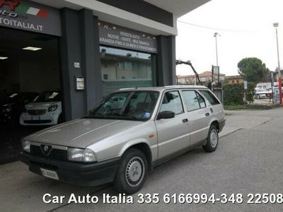 usata Alfa Romeo 33 1.5 Sport Wagon 4x4 Iscritta ASI
