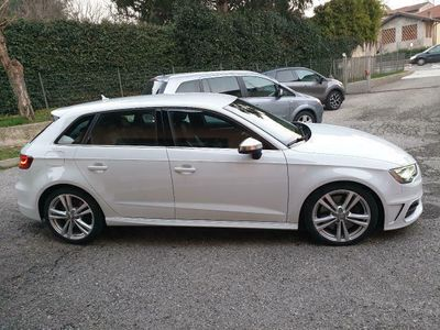 usata Audi S3 SPB 2.0 TFSI S tronic PDC Plus Navi Full Led Sound