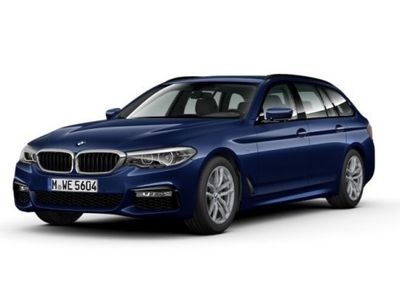 gebraucht BMW 520 SERIE 5 TOURING d Touring Msport