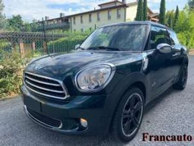 usata Mini Cooper D Paceman Paceman Business ALL4 Automatica Diesel
