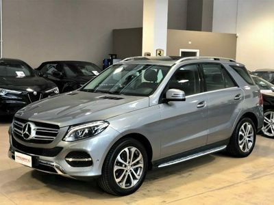 usata Mercedes GLE350 d 4Matic Exclusive Plus - Pack Offroad - FULL