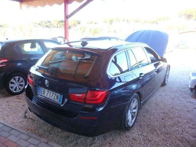 usata BMW 520 serie 5 d touring automatica navi prof