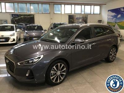gebraucht Hyundai i30 I30 SWWagon 1.6 CRDi 110CV E6 Style MY2017