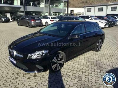 usata Mercedes 200 CLA Shooting Brake SBd (cdi) Sport auto