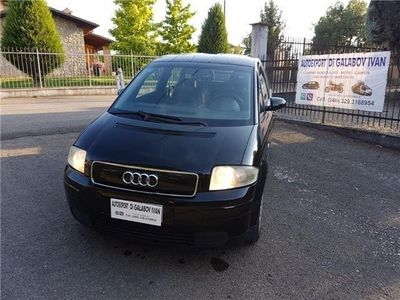 usata Audi A2 1.4 Benzina-neo Patentati-2003 Usato