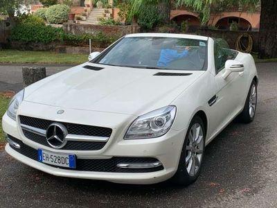 usata Mercedes SLK200 CGI Premium