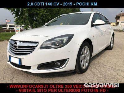 brugt Opel Insignia 2.0 cdti 140cv sports tourer 50.000 km!!! diesel
