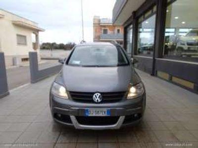 usata VW Golf Plus Cross Benzina