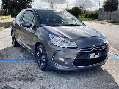 usata Citroën DS3 1.4 diesel full chic navi