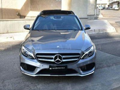 begagnad Mercedes E250 classe c station wagon d s.w. 4matic automatic premium diesel