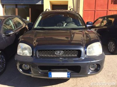 brugt Hyundai Santa Fe 2.0 crdi td 4wd plus diesel